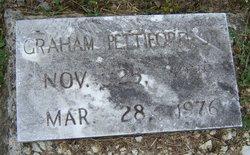 Graham Pettiford, Jr
