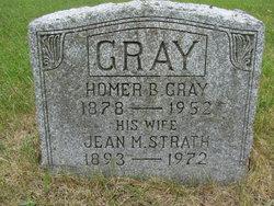Jean May <I>Strath</I> Gray