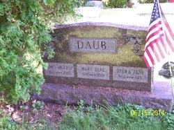 James Murray Daub