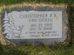 Christopher R.R. Van Doren