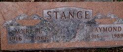 Raymond William Stange