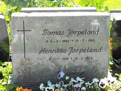 Tomas Jorpeland