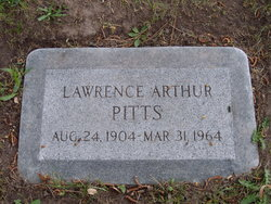 Lawrence Arthur Pitts