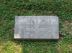 Martha <I>Eads</I> Switzer