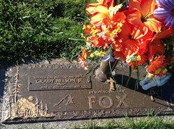 """Grady Nelson """"Bud"""" Fox, Jr"""