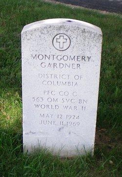 Montgomery Gardner