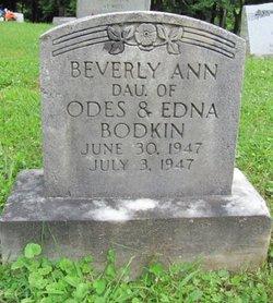 Beverly Ann Bodkin