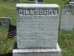 George W Pillsbury