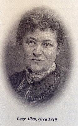 Lucy Norwood <I>Phillips</I> Allen