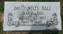 David Wiley Hall, I