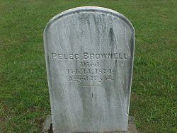 Peleg Brownell