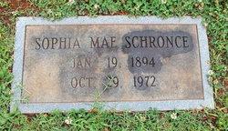 Sophia May <I>Clemmer</I> Schronce
