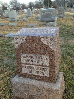 Nannie Belle Lindsay