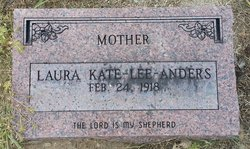Laura Kate <I>Coleman</I> Lee-Anders