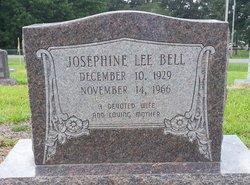 Josephine <I>Lee</I> Bell