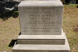 Emily E <I>Francis</I> Barker