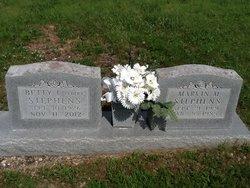 Betty Lee <I>Uder</I> Stephens