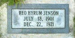 Reo Hyrum Jenson