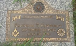 Kenneth Tolson Pumphrey