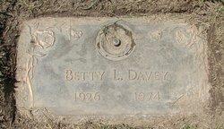 Betty Lou Davey