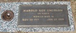 Harold Roy Engblom