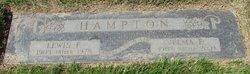Velma Estella <I>Ramey</I> Hampton