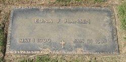 Edna F Hansen