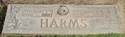 Leonard E Harms