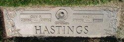 Guy F Hastings