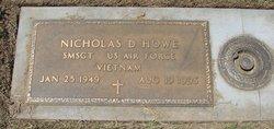Nicholas Dale Howe