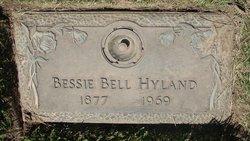 Bessie Bell <I>Wilmot</I> Hyland