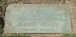 Jennie <I>Harris</I> James