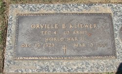 Orville Bernhard Kliewer