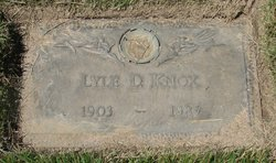 Lyle D Knox