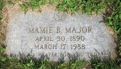 Mamie <I>Blow</I> Major