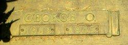 George Oliver Adams