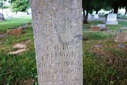 Charley H M Freeman