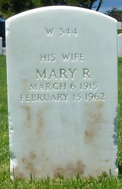 Mary R Bishop