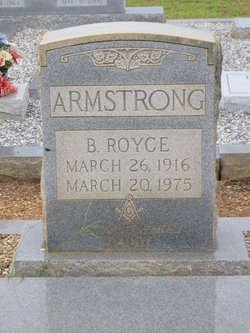 Sgt Byron Royce Armstrong