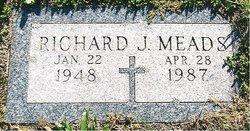 "Richard John ""Tarts"" Meads"