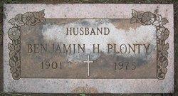 Benjamin Henry Plonty