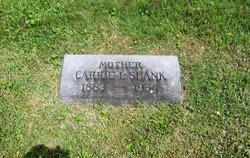 Carrie Lucinda <I>Brandenburg</I> Shank