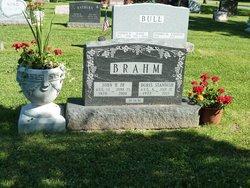 Doris <I>Standish</I> Brahm