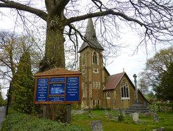 St Luke Churchyard