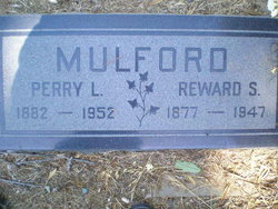 Perry Lavier Mulford
