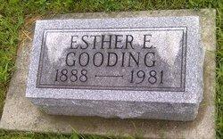 Esther E. <I>Householder</I> Gooding
