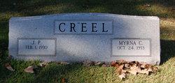 J P Creel