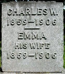 Emma <I>Vanderhoof</I> Clark