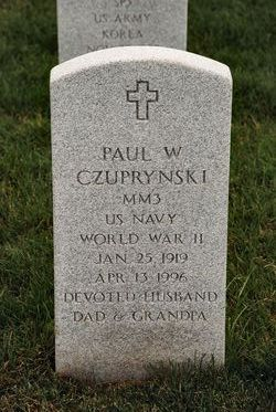 Paul Walter Czuprynski