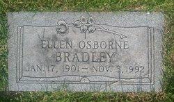 Sue Ellen <I>Osborne</I> Bradley